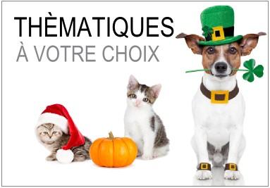 Articles cadeaux thématiques en coton, Noël, Halloween, Saint-Patrick